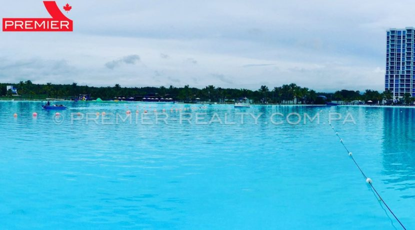 Lagoon pool Playa Blanca - 2 panama real estate