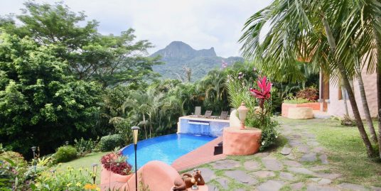 4-BEDROOMS VILLA WITH POOL AND LARGE GARDEN